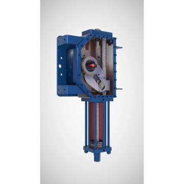 50ton 300mm 700bar Vérin hydraulique à double effet Cilindro hidráulico