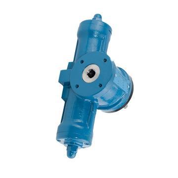 Bucher 4 Bank 1/2 BSP 45 l/min vérin à double effet Bobine Hydraulique monobloc