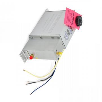 100ton 50mm Vérin hydraulique avec écrou de sécurité  Cilindro hidráulico