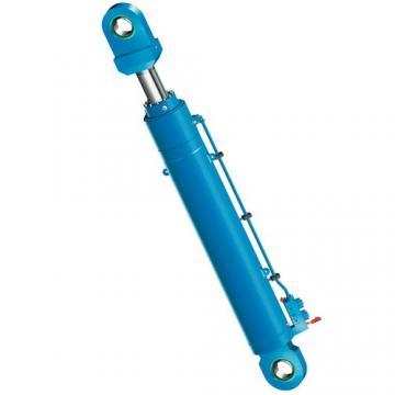 50ton 50mm Vérin hydraulique avec écrou de sécurité  Cilindro hidráulico
