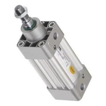 PARKER double action Pneumatique Cylindre profilé 50 mm Diamètre, 160 mm Stroke 9060963