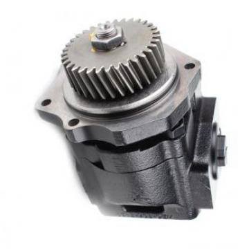 Genuine PARKER/JCB 3CX double pompe hydraulique 332/F9028 33 + 23cc/rev MADE in EU