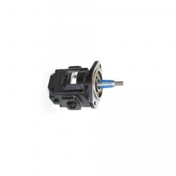 Genuine PARKER/JCB LOADALL Twin pompe hydraulique 20/925592 MADE in EU