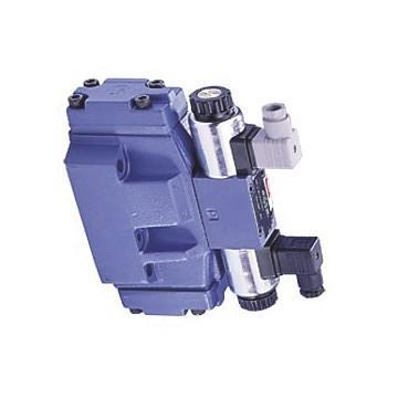 Bosch REXROTH 4WE6D62/EG24N9DK24L/62 Poussoir Hydraulique - Neuf